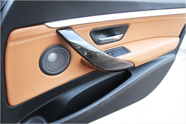 BMW 3시리즈 그란투리스모 대쉬보드