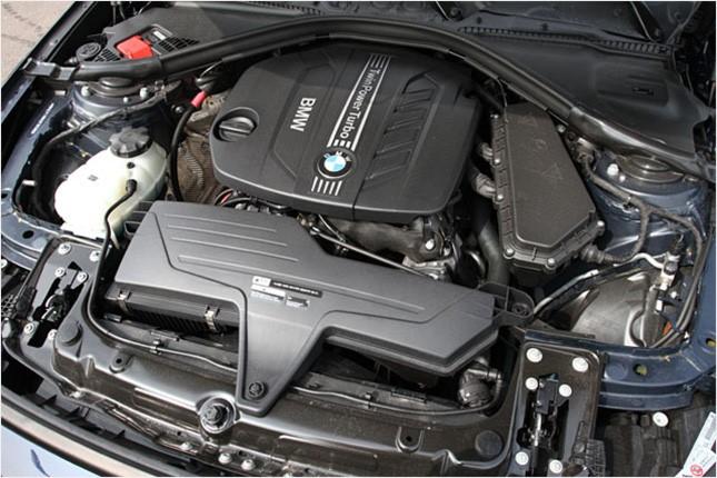 BMW 3시리즈 그란투리스모 엔진