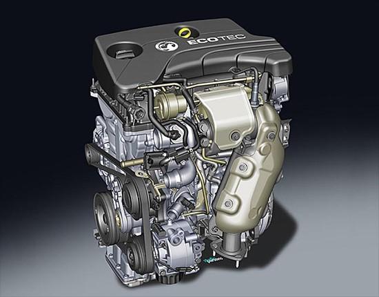 GM 1리터 터보 엔진