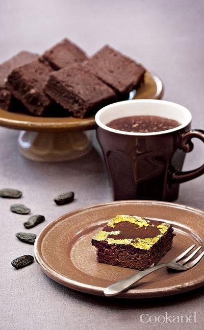 초콜릿 디저트 이미지 3