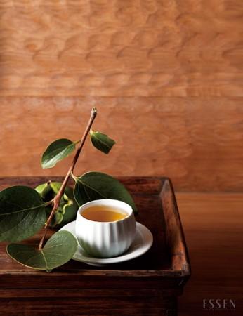 환절기 건강 지키는 감잎차 이미지 1