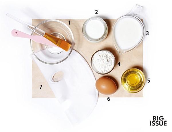 피부에 양보하세요, 천연 재료로 겨울 피부 가꾸기 이미지 3