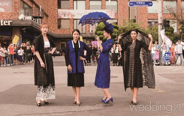 10월의 어느 날, 한복의 아름다움을 널리 알리다 이미지 2