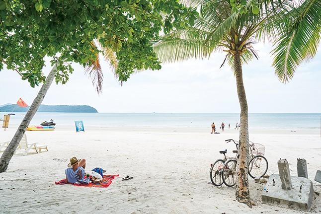 체낭비치 CENANG BEACH 이미지 1