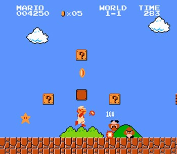 play super mario original online