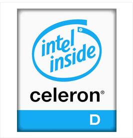 셀러론 D는 펜티엄 D와 달리 듀얼코어 CPU는 아니었다.