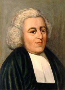 윌버포스에게 정신적으로 가장 많은 영향을 끼친 복음주의 성직자 존 뉴턴.